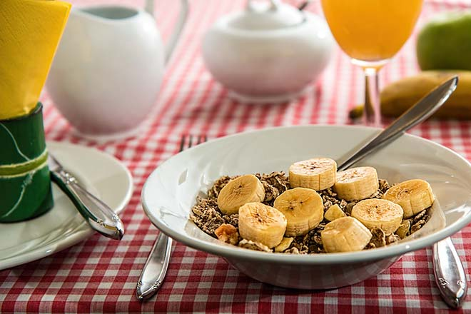 Вкусный завтрак, чтобы научиться вставать по утрам