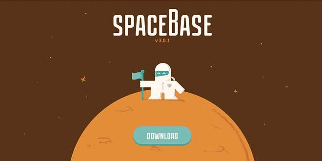 Фреймворк spaceBase для создания сайта